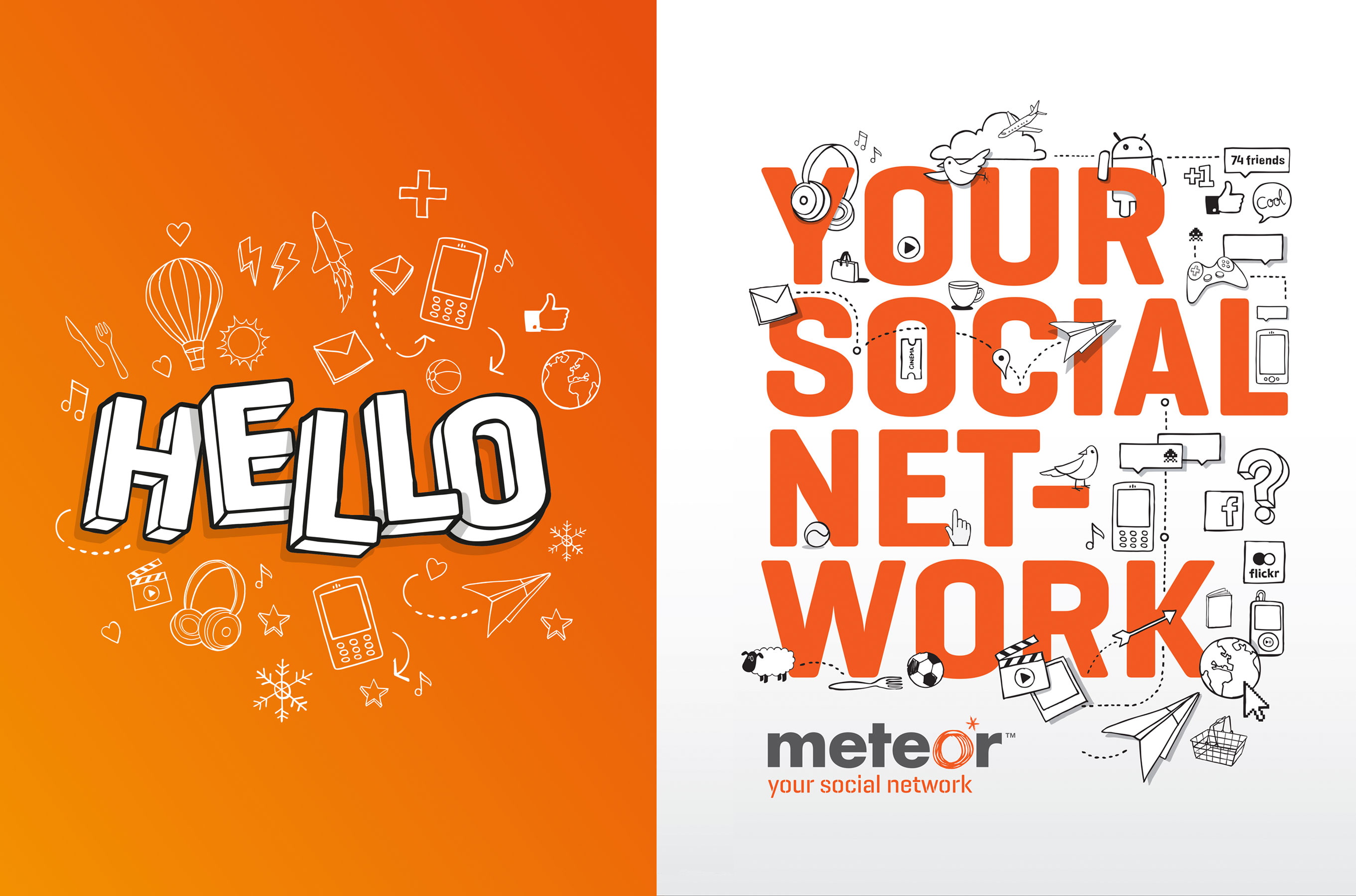 12/15 Meteor — Brand development, collateral